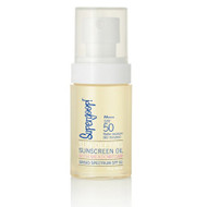 supergoop sun defying sunscreen oil with meadowfoam spf 50 1 oz