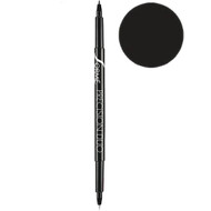 sorme precision duo long lasting smear proof liquid eye liner black DE1