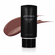 glominerals protective liquid foundation satin cocoa light