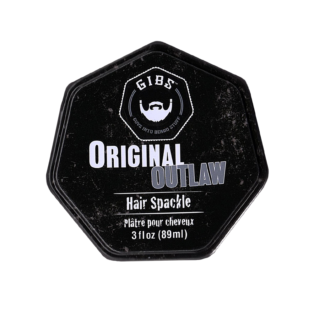 Gibs Original Outlaw Hair Spackle 3oz Glamazon Beauty Supply