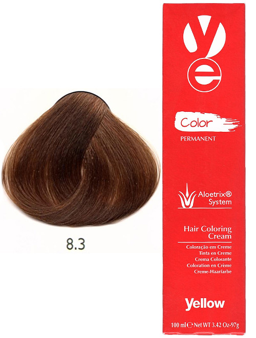 Alfaparf Yellow Light Golden Blonde Glamazon Beauty Supply