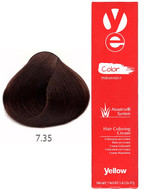 Alfaparf Yellow Hair Color Golden Mahogany Blonde