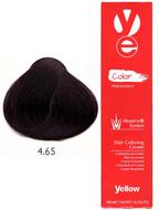 Alfaparf Yellow Hair Color Red Mahogany Brown