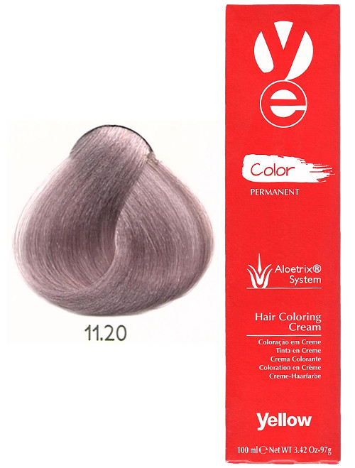 Alfaparf Yellow Super High Lift Violet Blonde Glamazon