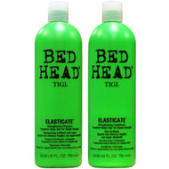Bed Head Elasticate Strengthening Shampoo And Conditioner Duo