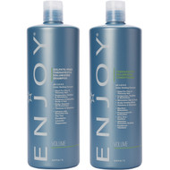 Enjoy Therapeutic Volumizing Shampoo And Conditioner Duo