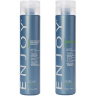 Enjoy Volumizing Shampoo And Conditioner Duo