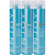 Enjoy Super Hydrate Shampoo, Conditioner, and Leave-In Conditioner Trio
