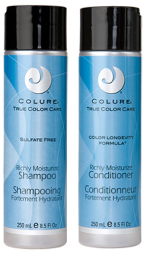 Colure Richly Moisturize Shampoo and Conditioner Duo 8.5oz