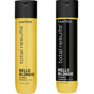 Matrix Total Results Hello Blondie Shampoo & Conditioner Duo
