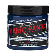 Manic Panic High Voltage Cream Hair Color Voodoo Blue