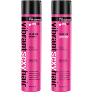 Vibrant Sexy Hair Sulfate-Free Color Lock Shampoo and Conditioner