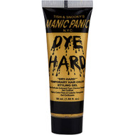 Manic Panic Dye Hard Styling Gel Glam Gold