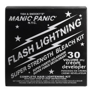 Manic Panic Flash Lightening Bleach Kit 30 Volume Cream Developer