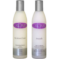 Crome Moisture Cleanz Shampoo and Smooth Conditioner Duo