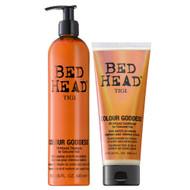 Tigi Bed Head Colour Goddess Oil Infused Shampoo And Conditioner Duo 13.5oz/6.76oz