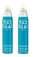 Tigi Bed Head Masterpiece Massive Shine Hairspray 9.5oz - 2 Pack