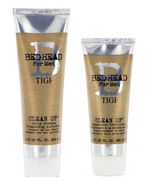 Tigi Bed Head For Men Clean Up Daily Shampoo And Peppermint Conditioner Duo 8.45oz / 6.76oz