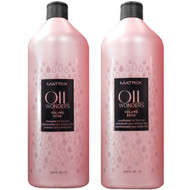 Matrix Oil Wonders Volume Rose Shampoo & Conditioner Duo