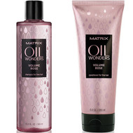 Matrix Oil Wonders Volume Rose Shampoo & Conditioner Duo