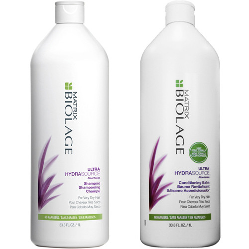 Biolage Ultra Hydrasource Shampoo Amp Conditioning Balm Duo