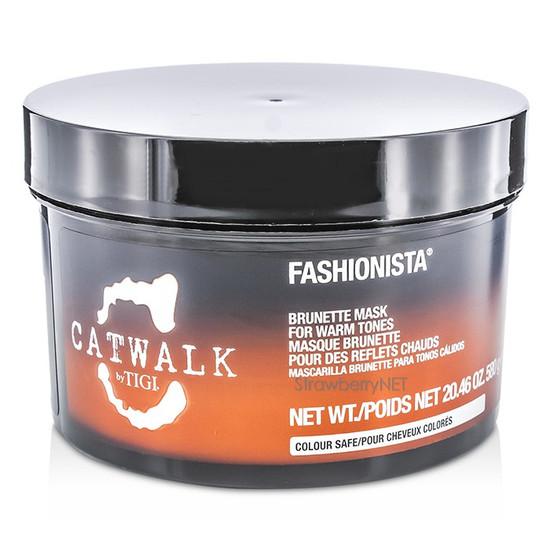 Tigi Catwalk Fashionista Brunette Mask 20.46oz