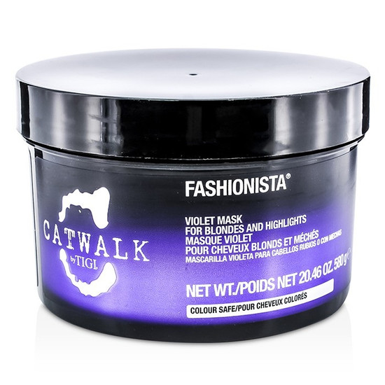 Tigi Catwalk Fashionista Violet Mask 20.46oz