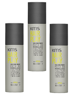 KMS HAIRPLAY Molding Paste 5oz - 3 Pack