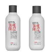 KMS TAMEFRIZZ Shampoo and Conditioner Duo 10.1oz / 8.5oz