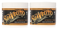 Suavecito Pomade Firme / Strong Hold 4oz - 2 Pack