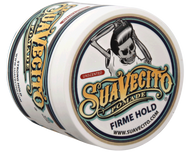 Suavecito Pomade Firme / Strong Hold Unscented 4oz