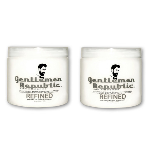 Gentlemen Republic Refined Molding Gel 16 Oz Glamazon