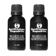 Gentlemen Republic Beard Oil