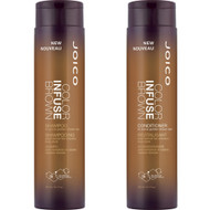 Joico Color Infuse Brown Shampoo and Conditioner Duo
