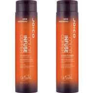 Joico Color Infuse Copper Shampoo and Conditioner Duo