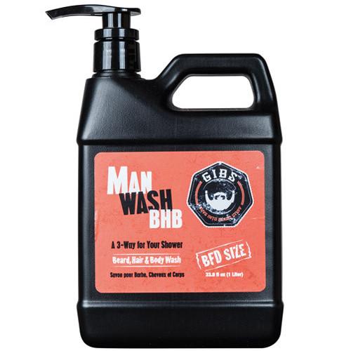 GIBS Man Wash BHB
