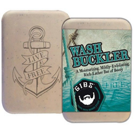GIBS Washbuckler Soap 6oz