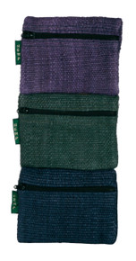 PHCP-DYED  -  Hemp Coin Purse - Dyed Assored Colors