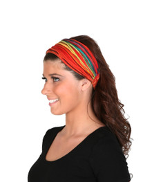 CT-11  -  Rainbow Headband