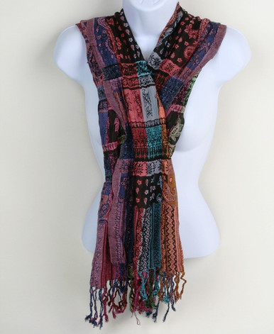 Beautiful Scarf with wonderful colors