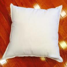 "22"" x 22"" Polyester Non-Woven Indoor/Outdoor Pillow Form"