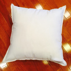"""16"""" x 16"""" Synthetic Down Pillow Form"""