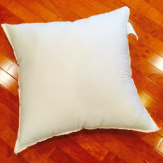 "17"" x 17"" Eco-Friendly Pillow Form"
