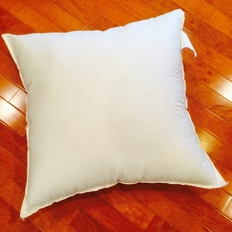 "19"" x 19"" Eco-Friendly Pillow Form"