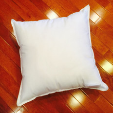 "9"" x 9"" Polyester Non-Woven Indoor/Outdoor Pillow Form"