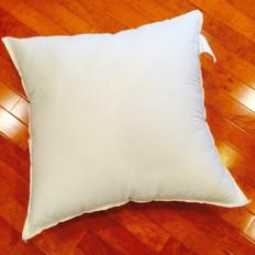 "25"" x 25"" Eco-Friendly Euro Pillow Form"