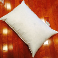 "10"" x 30"" Polyester Non-Woven Indoor/Outdoor Pillow Form"