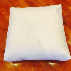 """23"""" x 23"""" x 3"""" 10/90 Down Feather Box Pillow Form"""