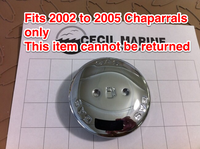 FUEL / GAS CAP W/CHAIN ONLY