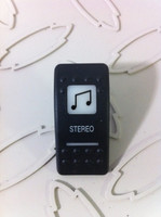 STEREO SWITCH COVER